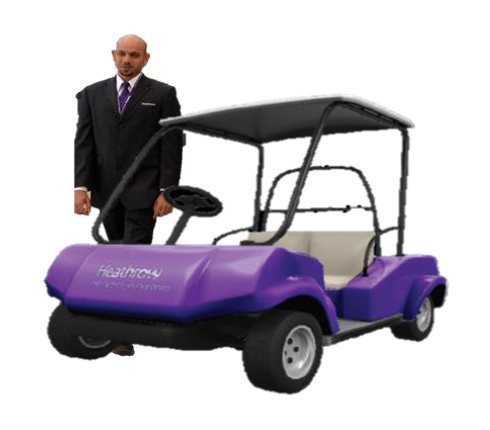 Heathrow VIP Buggy Service